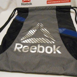 New large Reebok Gym Sack performance Backpack 🔥